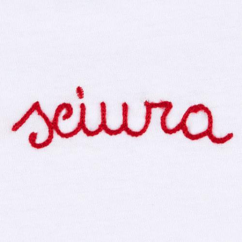 """T-shirt ricamata """"Sciura"""" (Unisex)"""