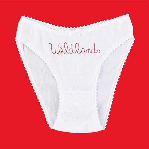 MUTANDE ricamate Wildlands